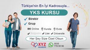YKS Kursu Kadıköy