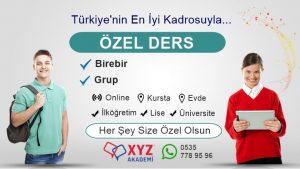 Matematik Özel Ders Erzurum